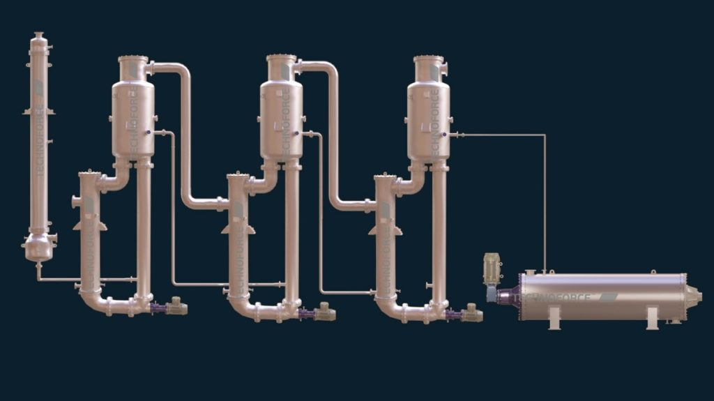 Multiple Effect Evaporator image